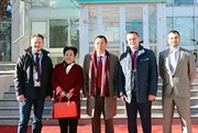 Chairman of Chinese law firm DHH Luan Shaohu visited Sokolniki