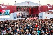 KFC 在索科利尼基公园举办超级决赛
