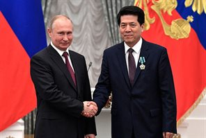 Чрезвычайный и Полномочный Посол КНР в РФ Ли Хуэй посадит дерево на территории парка «Сокольники»