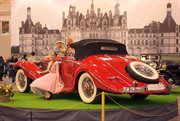 Oldtimer Gallery, an exhibition of antique cars and relics