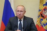 Russian President Vladimir Putin addressed the nation