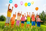Sokolniki Exhibition and Convention Center congratulates on the International Children's Day!