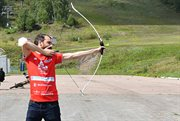 Sokolniki Exhibition and Convention Center will support the Ural Archery Race Cup