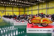 World History Through Motorcycle Brands. The Vyacheslav Sheyanov's World of Motorcycles Museum