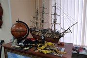 处于深处:海洋博物馆和乌沙科夫海军上将博物馆透露秘密