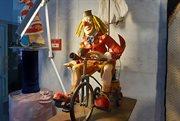 瓦列里•阿基辛的小丑博物馆:私人博物馆协会团队参观了图拉马戏院