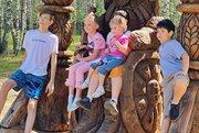 Открытие летнего сезона в Мещерском музее деревянного зодчества им. В.П. Грошева